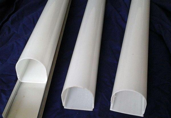 详解聚碳酸酯PC塑料管的生产工艺及设备