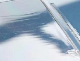 改性塑料颗粒注塑成型缺陷六: 翘曲