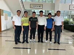 中新华美:同客户青岛国恩科技股份有限公司拜访镇江奇美,合作赋能