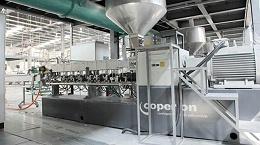 双螺杆挤出机在塑料颗粒共混改性、填充改性、纤维增强改性中的应用