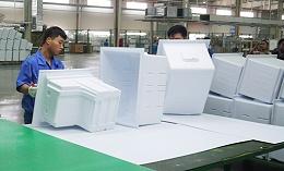 详解奇美PA-747S冰箱内胆板材料押板成型操作条件