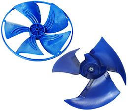 广州轴流风扇叶是用什么材料做的--中新华美改性塑料