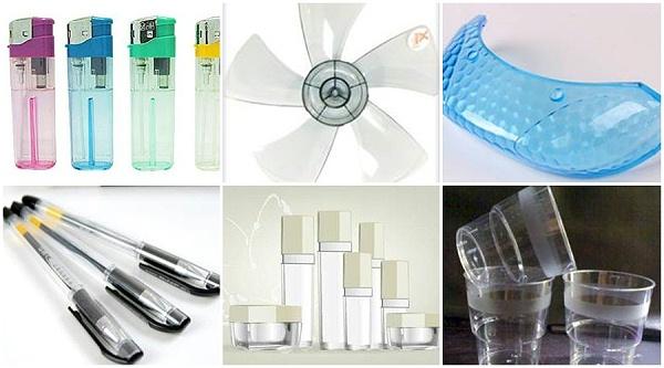 AS塑料应用案例